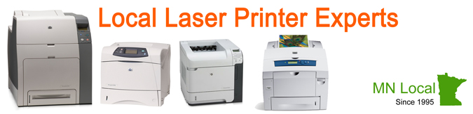 Minneapolis, MN HP Laser Printer Repair